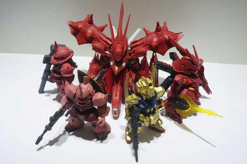 Gundam - Converge (Bandai) 22552410