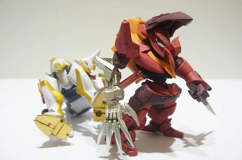 Gundam Converge : Mechanics Code Geass (Bandai) 22552711