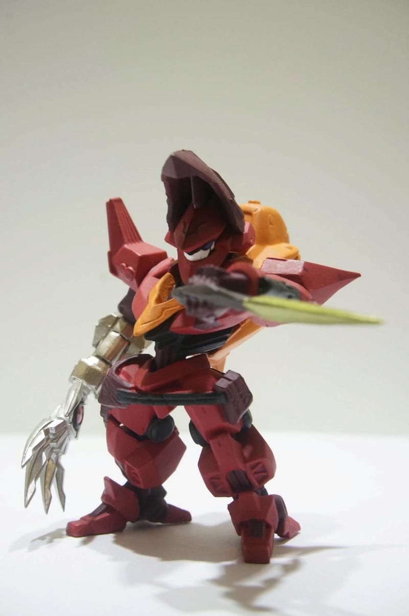 Gundam Converge : Mechanics Code Geass (Bandai) 22552910