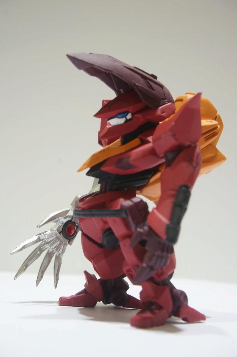Gundam Converge : Mechanics Code Geass (Bandai) 22553210