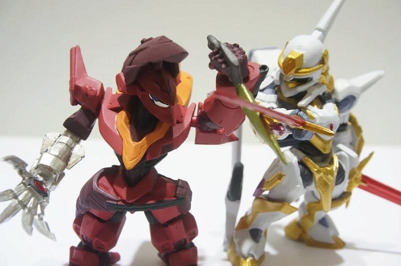 Gundam Converge : Mechanics Code Geass (Bandai) 22554810
