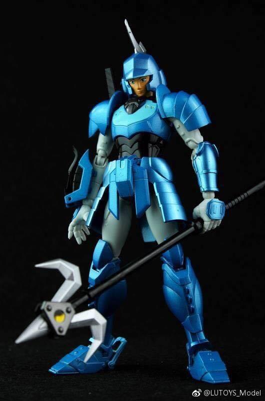 Yoroiden Samurai Trooper (Les Samouraïs de l'Eternel) (Lutoys Model / Produits Pirates) 22554812