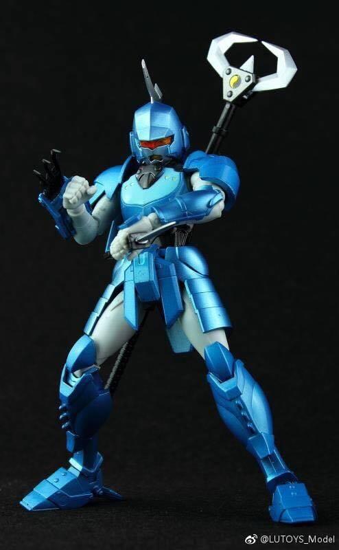 Yoroiden Samurai Trooper (Les Samouraïs de l'Eternel) (Lutoys Model / Produits Pirates) 22555110