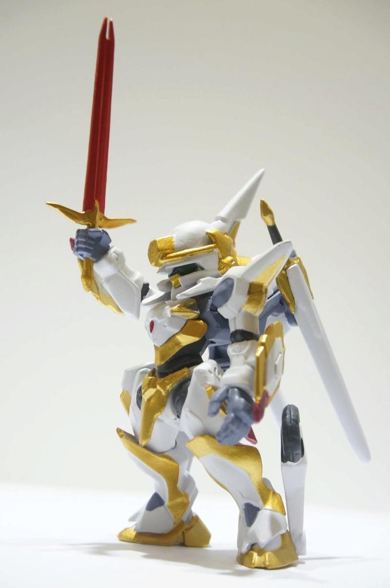 Gundam Converge : Mechanics Code Geass (Bandai) 22555410