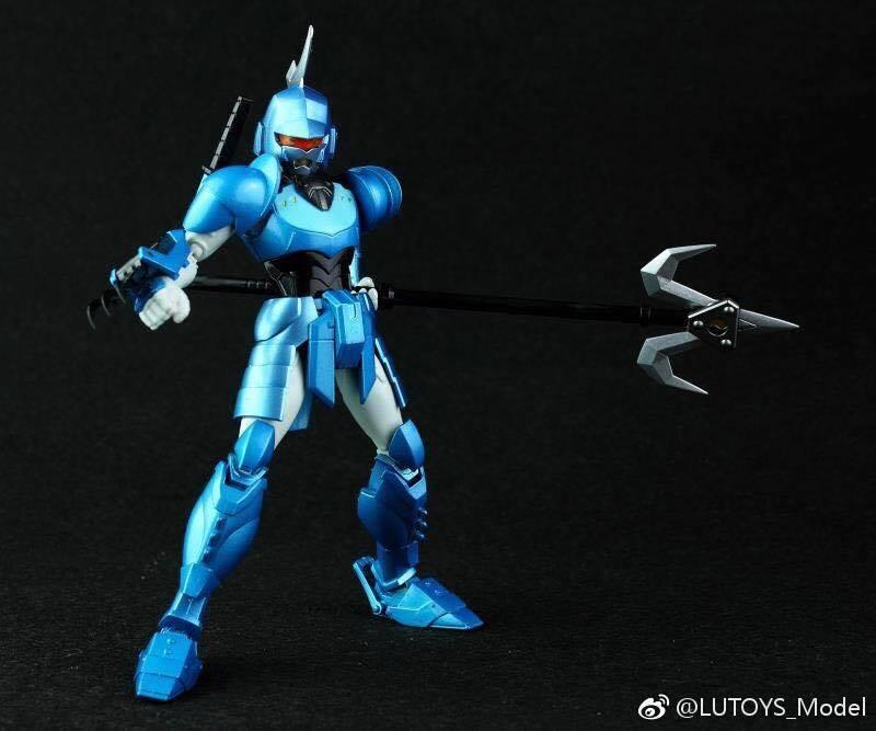 Yoroiden Samurai Trooper (Les Samouraïs de l'Eternel) (Lutoys Model / Produits Pirates) 22687510