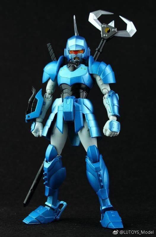 Yoroiden Samurai Trooper (Les Samouraïs de l'Eternel) (Lutoys Model / Produits Pirates) 22687610