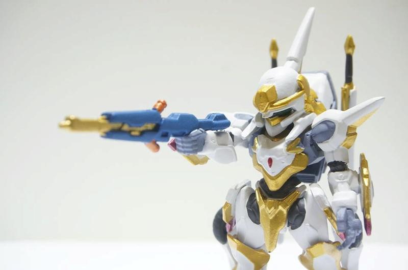Gundam Converge : Mechanics Code Geass (Bandai) 22687710