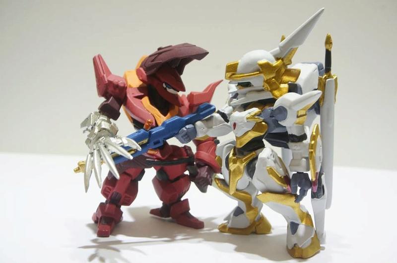 Gundam Converge : Mechanics Code Geass (Bandai) 22688310