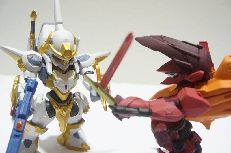 Gundam Converge : Mechanics Code Geass (Bandai) 22688510