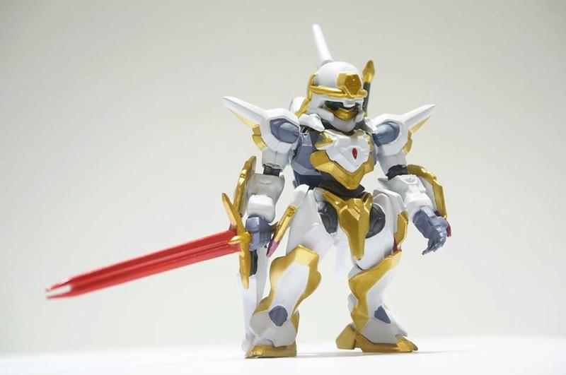 Gundam Converge : Mechanics Code Geass (Bandai) 22688810