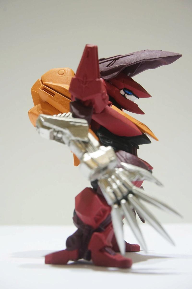 Gundam Converge : Mechanics Code Geass (Bandai) 22713410