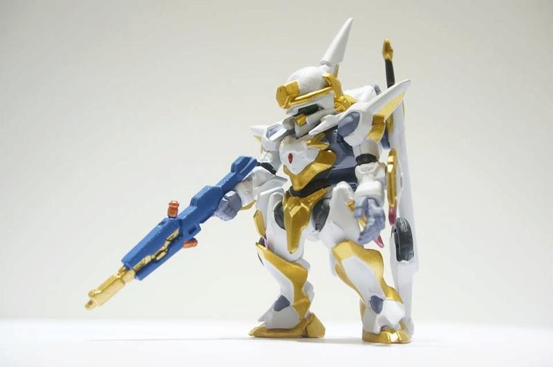 Gundam Converge : Mechanics Code Geass (Bandai) 22730010