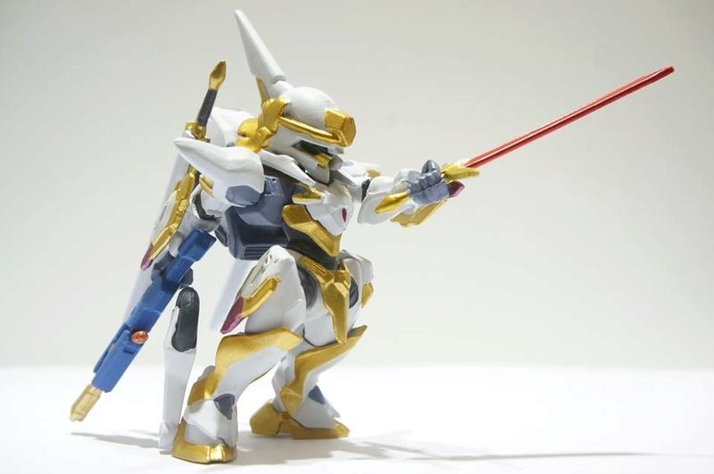 Gundam Converge : Mechanics Code Geass (Bandai) 22730111
