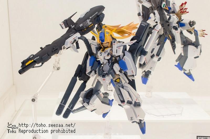 Gundam Fix Figuration AGP (Armor Girls Project) - Page 3 23015410