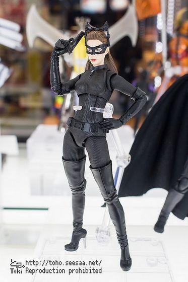 Catwoman - Batman The Dark Knigh rises - SH Figuarts (Bandai) 23080510
