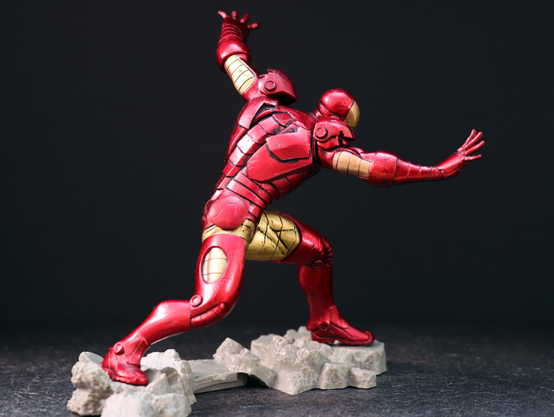 Iron Man - Luxury Block (Banpresto) 23150410