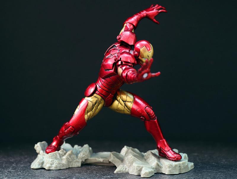 Iron Man - Luxury Block (Banpresto) 23150511