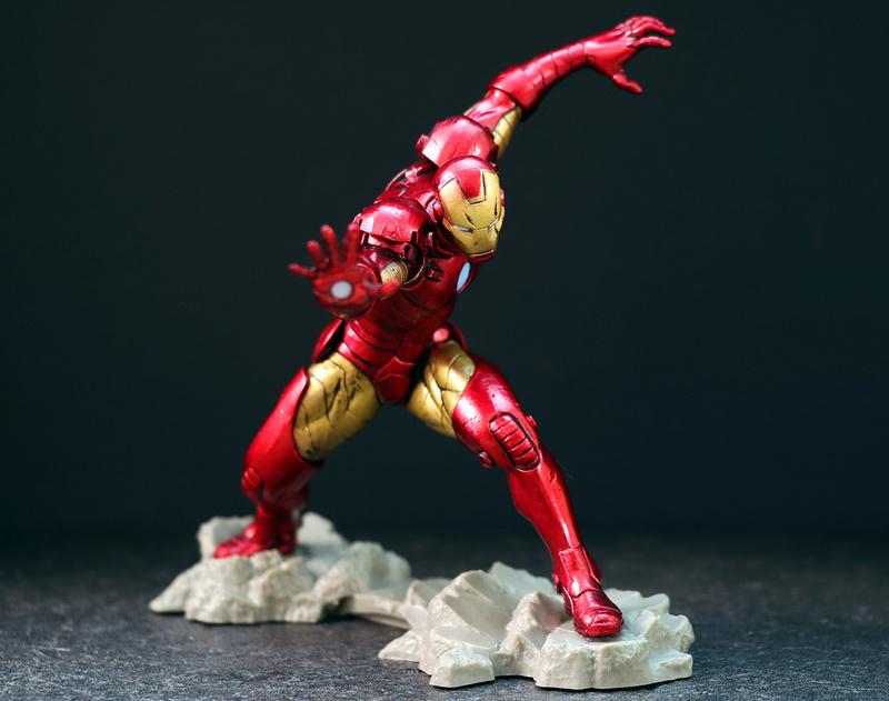 Iron Man - Luxury Block (Banpresto) 23150710