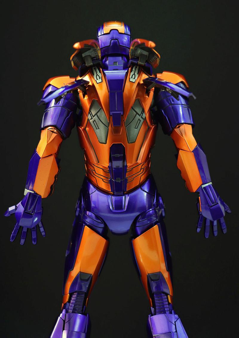 Iron Man 3 - Iron Man Mark XXVII (27) 1/6 (Hot toys) 23171511
