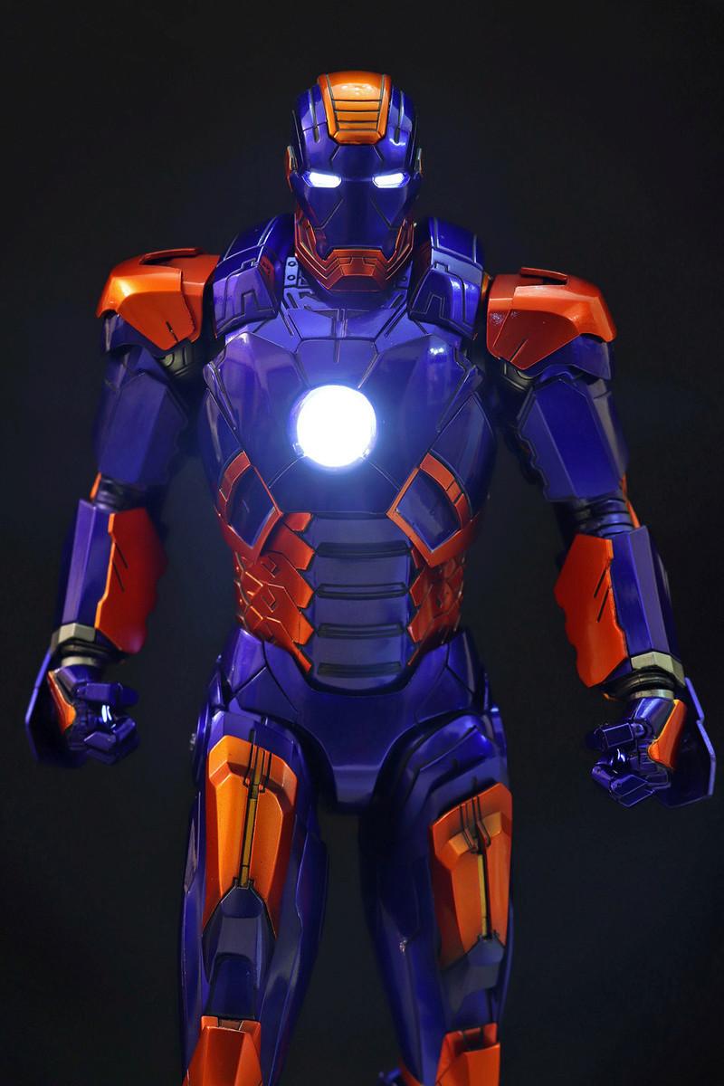 Iron Man 3 - Iron Man Mark XXVII (27) 1/6 (Hot toys) 23400810