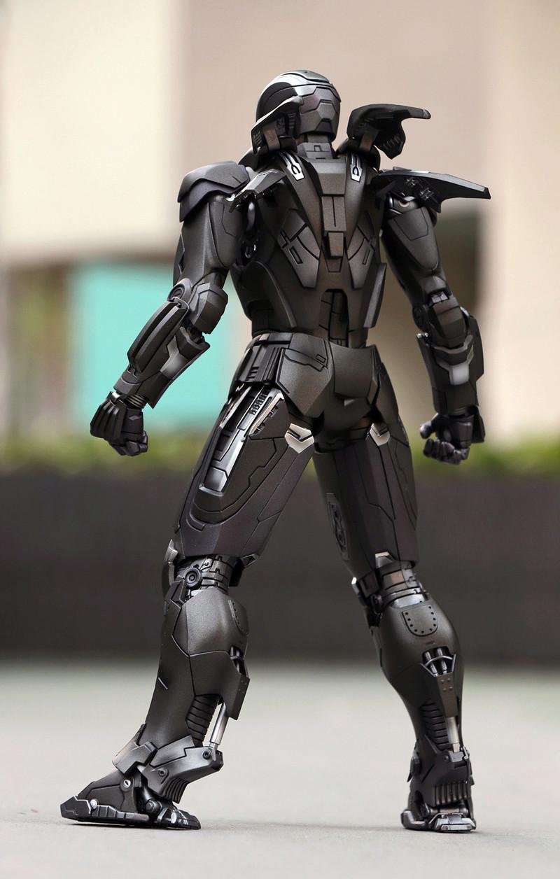 Iron Man 3 - Mark XIV / Mark 14 1/9 Diecast  (King Arts) 23424410