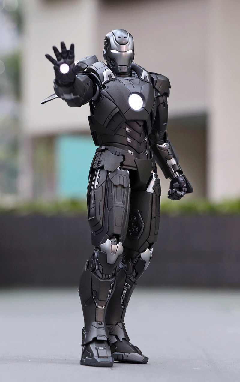 Iron Man 3 - Mark XIV / Mark 14 1/9 Diecast  (King Arts) 23424411