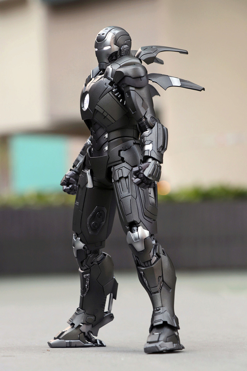 Iron Man 3 - Mark XIV / Mark 14 1/9 Diecast  (King Arts) 23424510