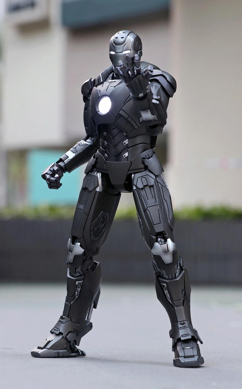 Iron Man 3 - Mark XIV / Mark 14 1/9 Diecast  (King Arts) 23424511