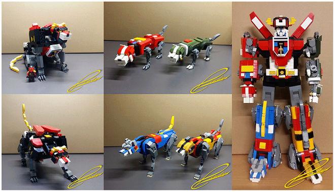 Voltron (Lion Voltron) (Lego) 24103210