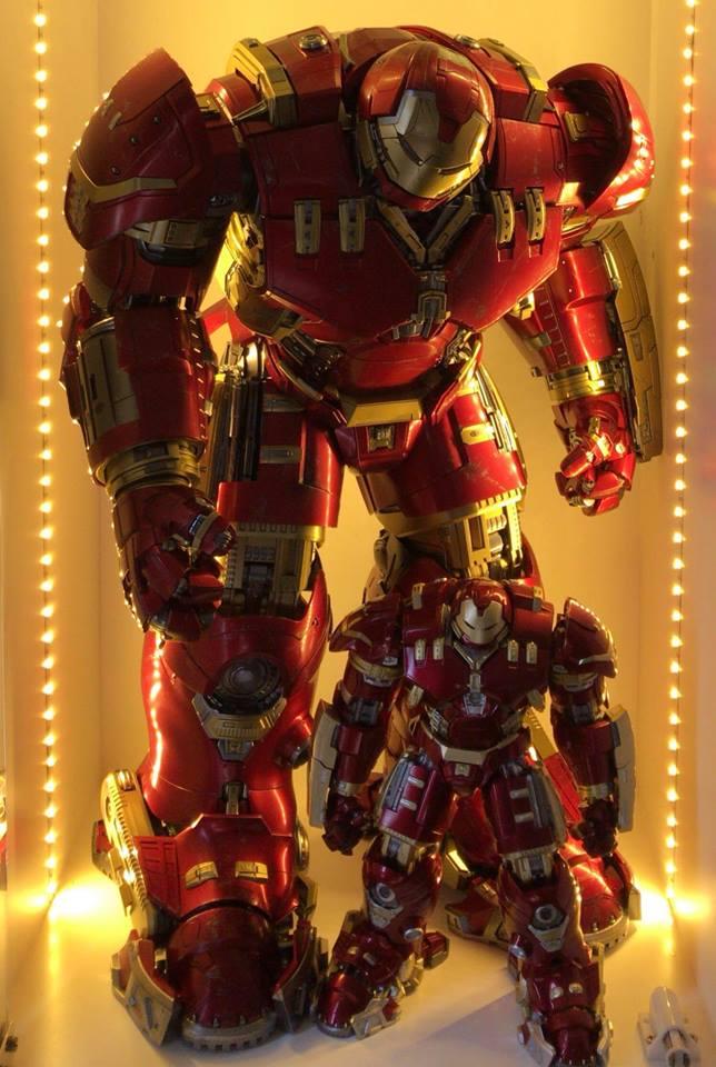 Avengers Age of Ultron - HulkBuster JackHammer Mark 44 1/6 (Hot Toys) 26169011