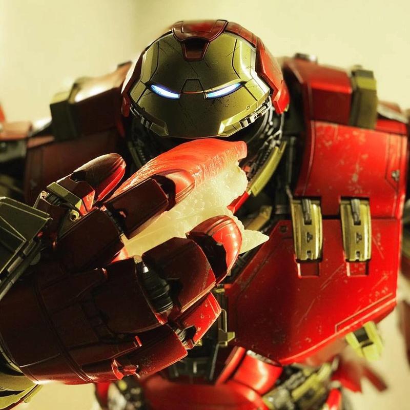 Avengers Age of Ultron - HulkBuster JackHammer Mark 44 1/6 (Hot Toys) 26169711