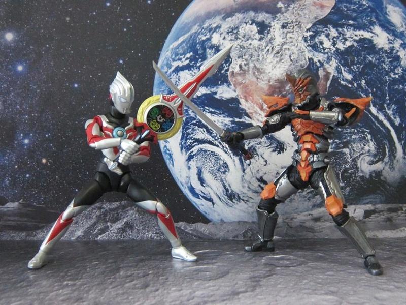 Ultraman (S.H. Figuarts / Bandai) - Page 2 27066910