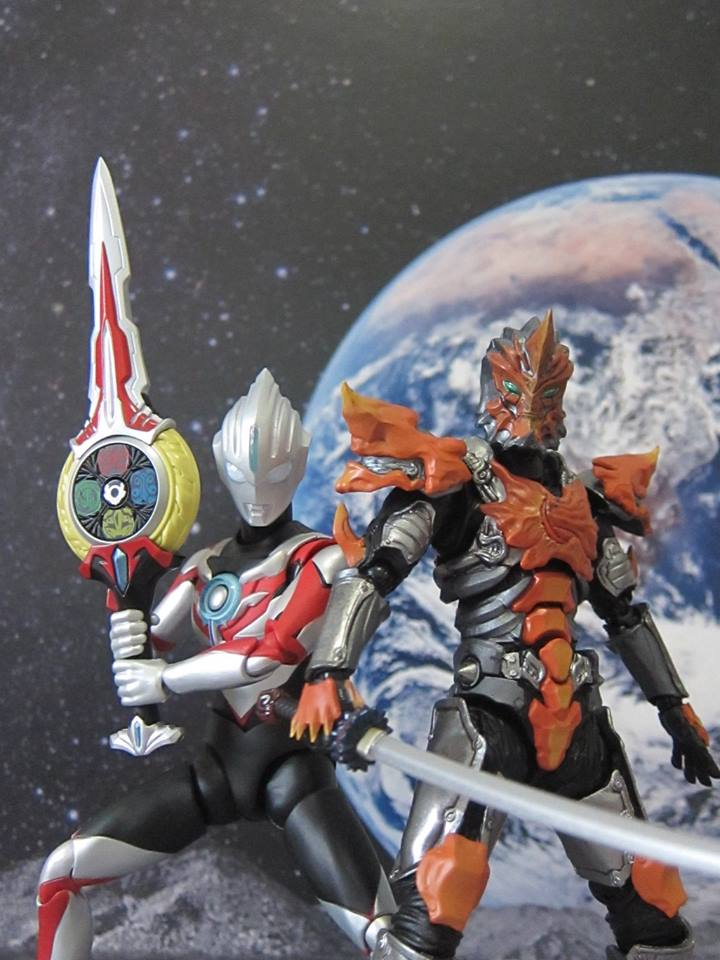 Ultraman (S.H. Figuarts / Bandai) - Page 2 27073113
