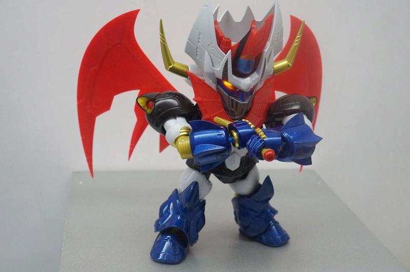 AA Gokin Mazinkaiser Metallic Version Mazinger Z (Arcadia) 28166810