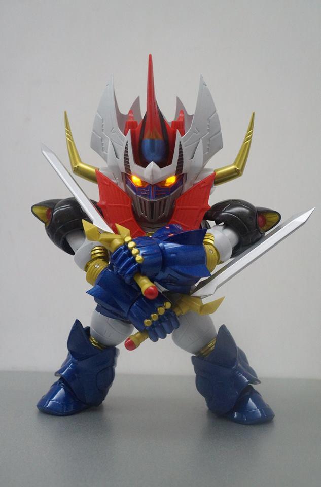 AA Gokin Mazinkaiser Metallic Version Mazinger Z (Arcadia) 28167010