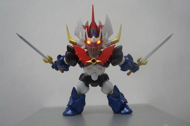 AA Gokin Mazinkaiser Metallic Version Mazinger Z (Arcadia) 28168011