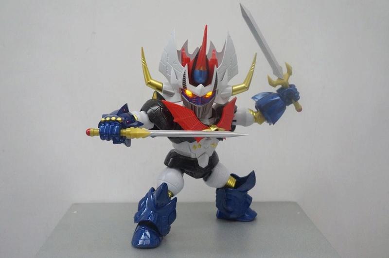 AA Gokin Mazinkaiser Metallic Version Mazinger Z (Arcadia) 28168012