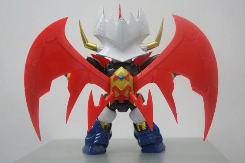 AA Gokin Mazinkaiser Metallic Version Mazinger Z (Arcadia) 28276310