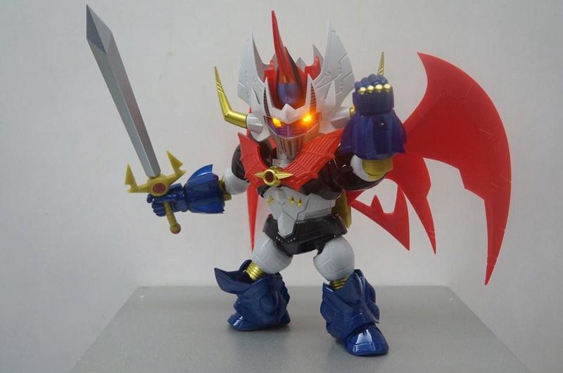 AA Gokin Mazinkaiser Metallic Version Mazinger Z (Arcadia) 28276411