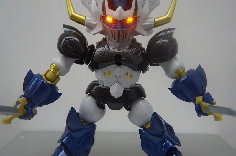 AA Gokin Mazinkaiser Metallic Version Mazinger Z (Arcadia) 28276911