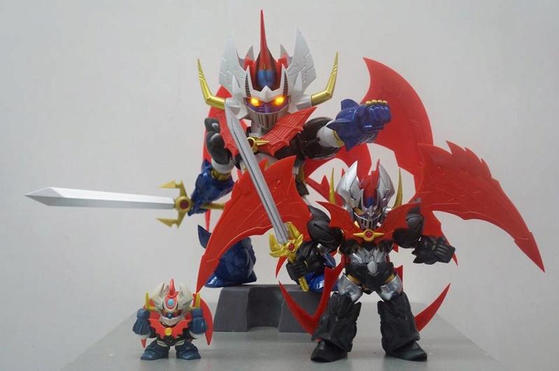 AA Gokin Mazinkaiser Metallic Version Mazinger Z (Arcadia) 28277010