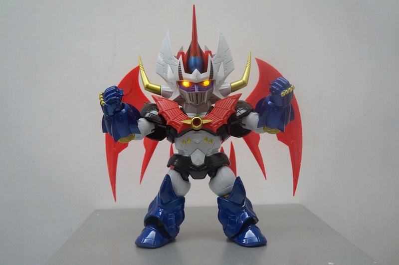 AA Gokin Mazinkaiser Metallic Version Mazinger Z (Arcadia) 28279010