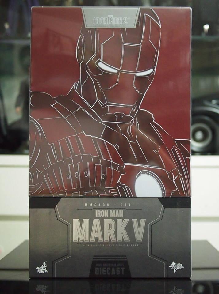 Iron Man 2 - Mark V (5) 1/6 (Hot toys) 29597810