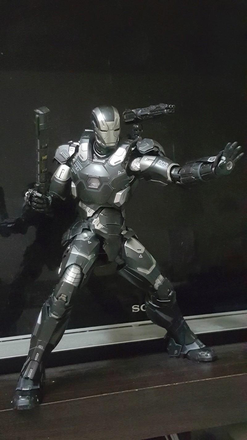 Captain America Civil War : War Machine 1/6 (Hot Toys) 2uzybw10