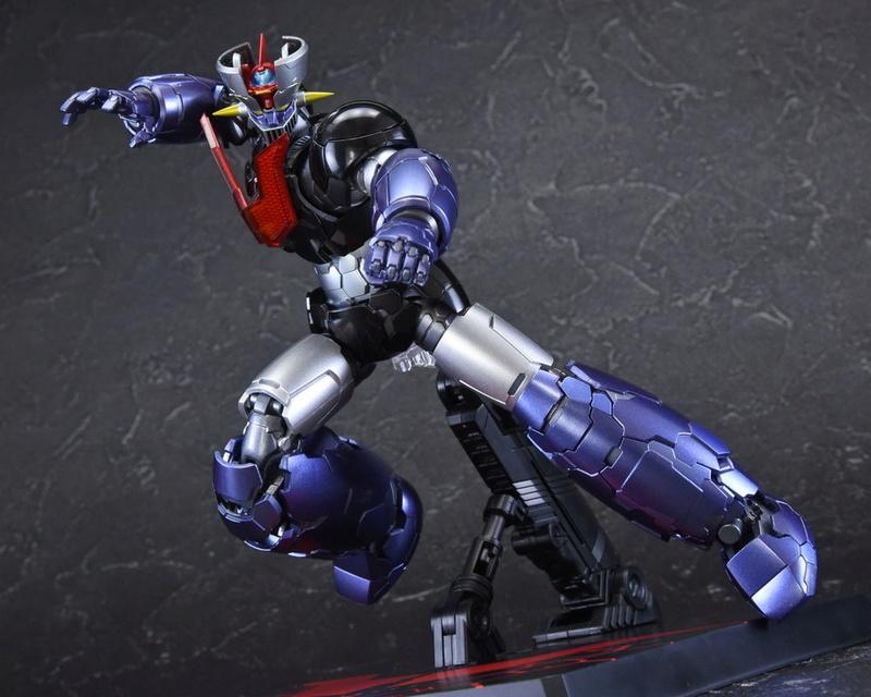 Mazinger Z Infinity - Metal Build (Bandai) 310b2e10