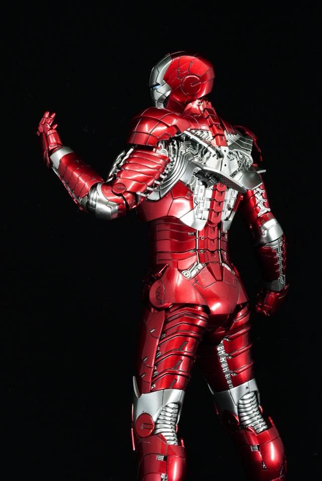 Iron Man 2 - Mark V (5) 1/6 (Hot toys) 32260510