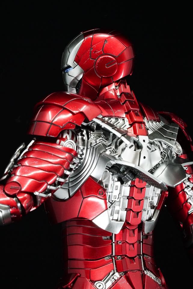 Iron Man 2 - Mark V (5) 1/6 (Hot toys) 32283710