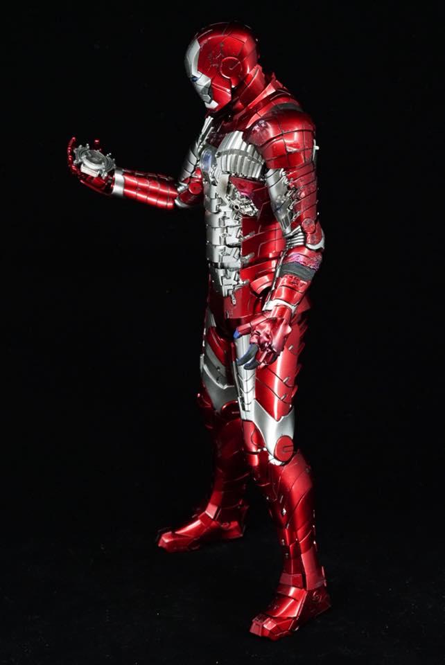 Iron Man 2 - Mark V (5) 1/6 (Hot toys) 32286610