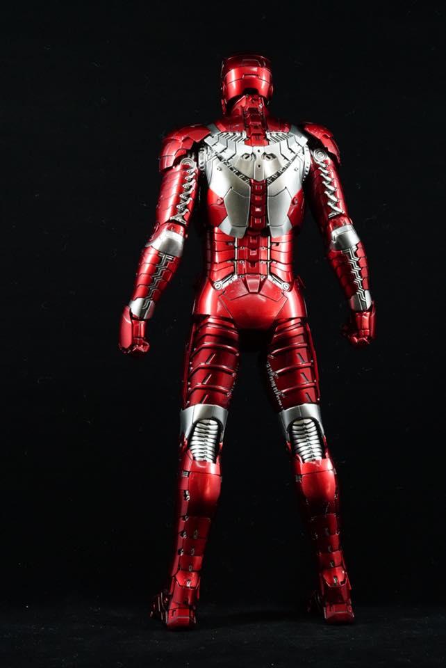 Iron Man 2 - Mark V (5) 1/6 (Hot toys) 32349110