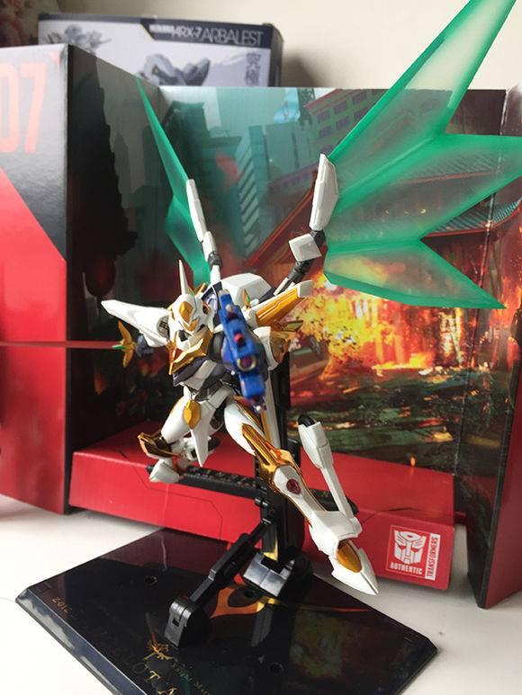 "Gundam : Code Geass - Metal Robot Side KMF ""The Robot Spirits"" (Bandai) - Page 2 33599910"